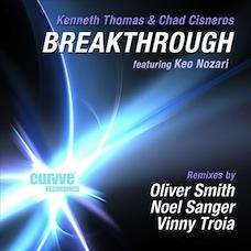 Kenneth Thomas & Chad Cisneros feat Keo Nozari  - Breakthrough